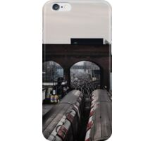 Finchley Central Tube Station iPhone Case/Skin