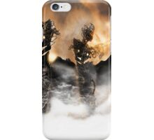 Mechanised Desert wanderers [Digital Figure Illustration] Version 2 iPhone Case/Skin