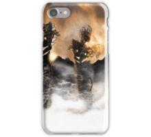 Mechanised Desert wanderers [Digital Figure Illustration] Version 2 iPhone Case/Skin