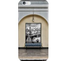 Fulham Broadway Tube Station iPhone Case/Skin