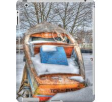 Bowler or Boater? iPad Case/Skin