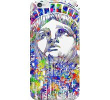 Spirit of the city iPhone Case/Skin