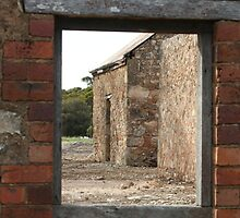 Monarto Ruins by Stuart Daddow Photography