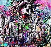 New york new york by BekimART