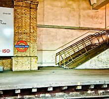Gloucester Road Tube Station by AntSmith