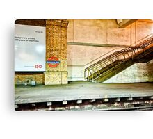 Gloucester Road Tube Station Canvas Print
