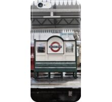 Golders Green Tube Station iPhone Case/Skin