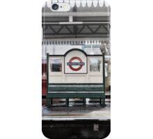 Golders Green Tube Station iPhone Case/Skin