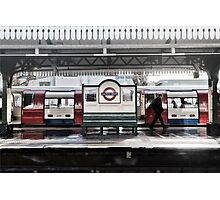 Golders Green Tube Station Photographic Print