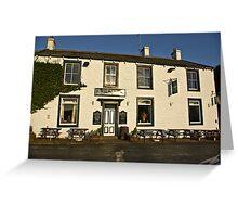 The New Inn - Appletreewick Greeting Card