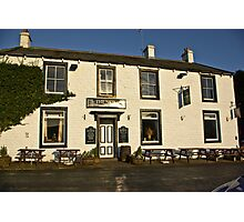 The New Inn - Appletreewick Photographic Print