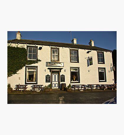 The New Inn - Appletreewick Photographic Print