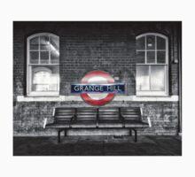 Grange Hill Tube Station One Piece - Short Sleeve