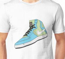 Blue sky Green grass  Unisex T-Shirt