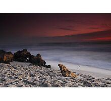 Shore Sentinels Photographic Print