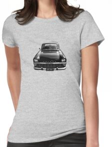 EK Holden B&W Womens Fitted T-Shirt