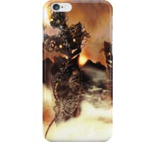 Mechanised Desert wanderers [Digital Figure Illustration] Version 3 iPhone Case/Skin