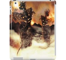 Mechanised Desert wanderers [Digital Figure Illustration] Version 3 iPad Case/Skin
