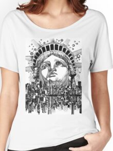 Spirit of the city 2 Women's Relaxed Fit T-Shirt