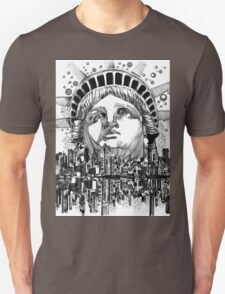 Spirit of the city 2 Unisex T-Shirt