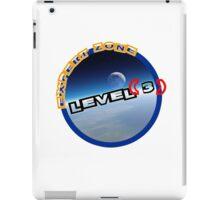 Expert Zone Space Level 3 (1) iPad Case/Skin