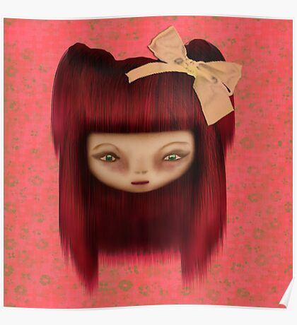 Little Happy Doll Poster