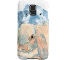 Two Rabbits Samsung Galaxy Case/Skin