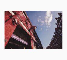 Hampstead Tube Station Baby Tee