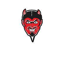 Vintage look Satan by LittleAnomaly
