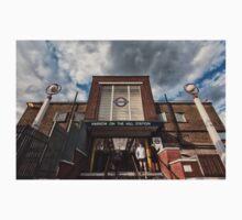 Harrow-on-the-Hill Tube Station Kids Tee
