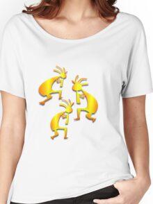 3 Kokopelli #5 Women's Relaxed Fit T-Shirt