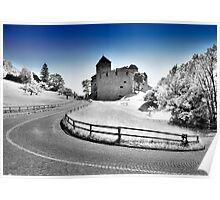 The Castle of Lichtenstein  Poster
