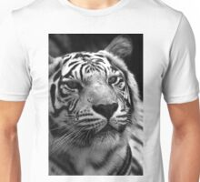 Ivory in black and white  Unisex T-Shirt