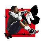 Kendrick Lamar by mikehanz