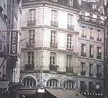 Le Bar du  Marche' by OntheroadImage