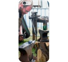 Blacksmith iPhone Case/Skin