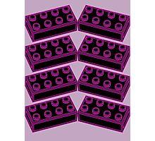 8 Bricks Photographic Print