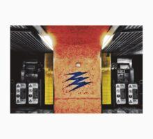 Hatton Cross Tube Station One Piece - Short Sleeve