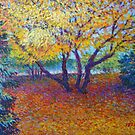 Waltz of the Amur Maples by Norman Kelley