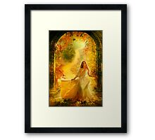 Into Dreams Framed Print
