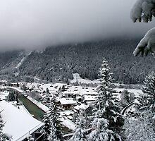 Mittenwald Germany by Daidalos