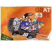 GB x E3 2015 Poster