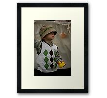 Rubber Ducky, You're the One Framed Print