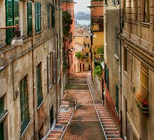 Genova Alley by oreundici