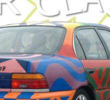Car Clash Sticker
