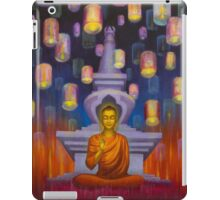 Light of Buddha iPad Case/Skin