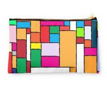 Colorful Tiles Studio Pouch