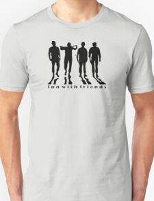 Fun with friends black T-Shirt