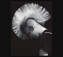 Punk Rocker Mohawk by appfoto