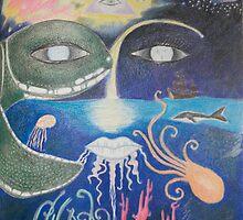 Annuit Coeptus by Elena Brodskaya